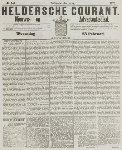 Heldersche Courant 1876-02-23