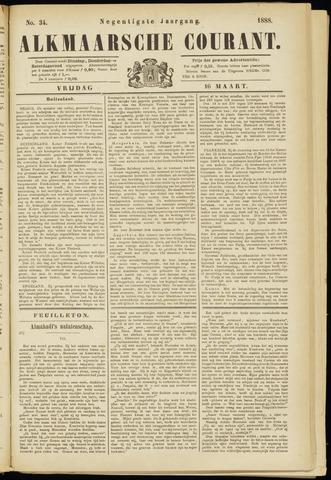 Alkmaarsche Courant 1888-03-16