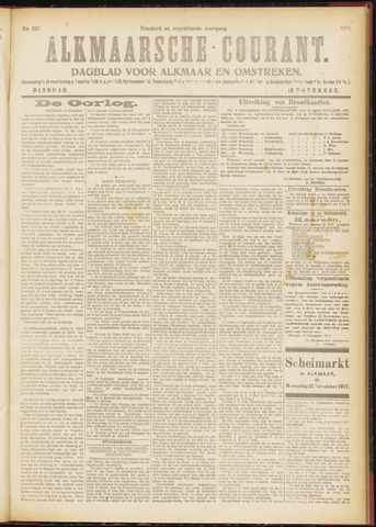 Alkmaarsche Courant 1917-11-13