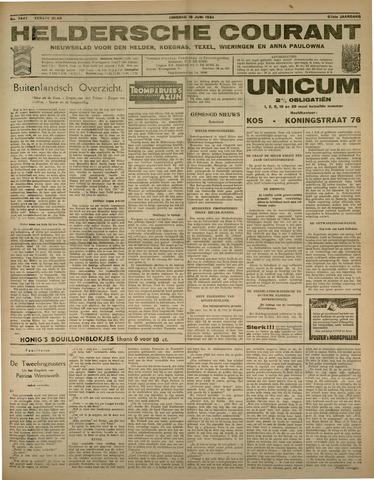 Heldersche Courant 1934-06-19