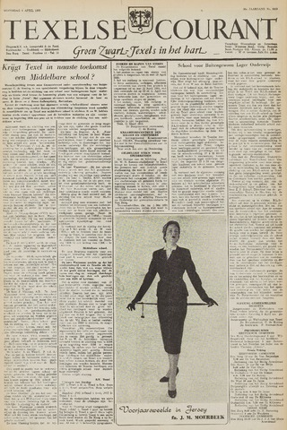 Texelsche Courant 1955-04-06