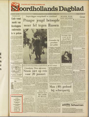 Noordhollands Dagblad : dagblad voor Alkmaar en omgeving 1968-11-08
