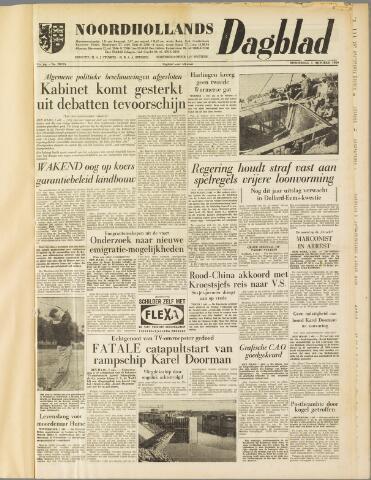 Noordhollands Dagblad : dagblad voor Alkmaar en omgeving 1959-10-01