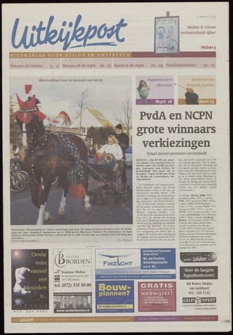 Uitkijkpost : nieuwsblad voor Heiloo e.o. 2006-03-08