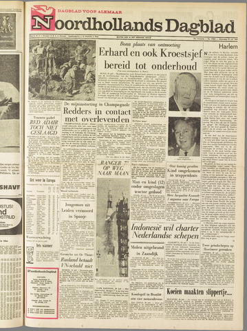 Noordhollands Dagblad : dagblad voor Alkmaar en omgeving 1964-07-29