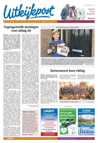 Uitkijkpost : nieuwsblad voor Heiloo e.o. 2015-12-10