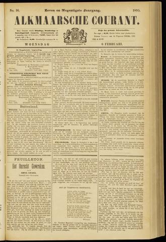 Alkmaarsche Courant 1895-02-06