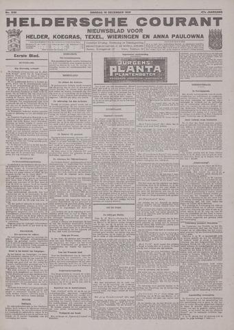 Heldersche Courant 1919-12-16