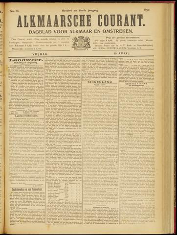 Alkmaarsche Courant 1908-04-10