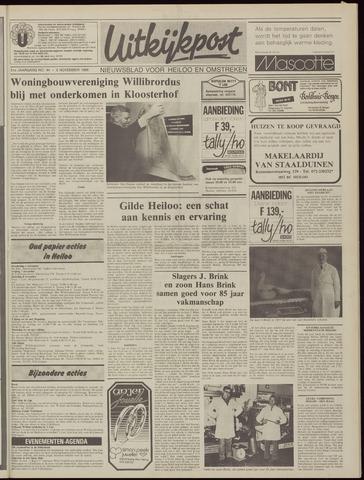 Uitkijkpost : nieuwsblad voor Heiloo e.o. 1986-11-05