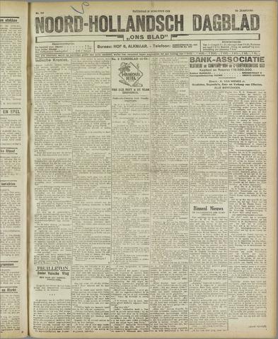 Ons Blad : katholiek nieuwsblad voor N-H 1921-08-20