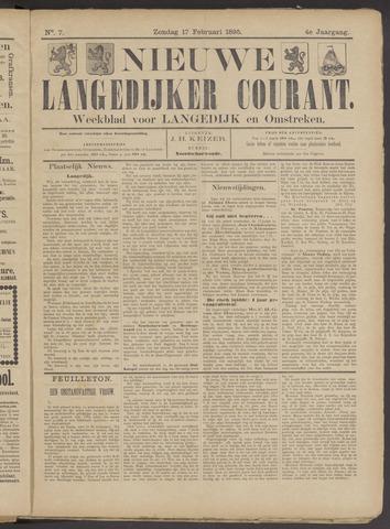Nieuwe Langedijker Courant 1895-02-17