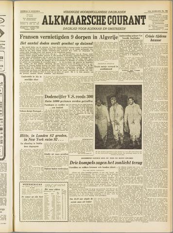 Alkmaarsche Courant 1955-08-23