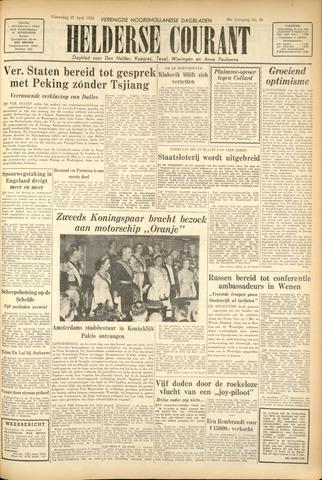 Heldersche Courant 1955-04-27