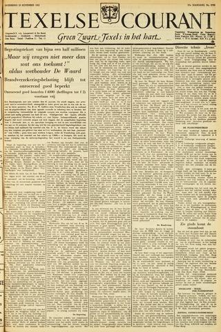 Texelsche Courant 1953-11-25