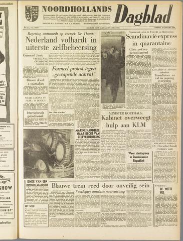 Noordhollands Dagblad : dagblad voor Alkmaar en omgeving 1962-01-19