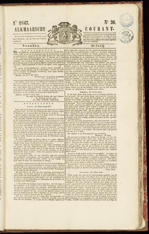 Alkmaarsche Courant 1847-06-28