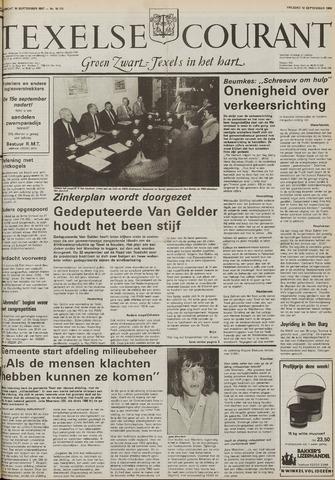 Texelsche Courant 1986-09-12
