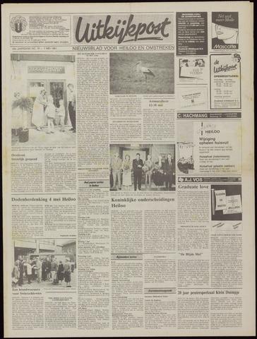Uitkijkpost : nieuwsblad voor Heiloo e.o. 1991-05-01