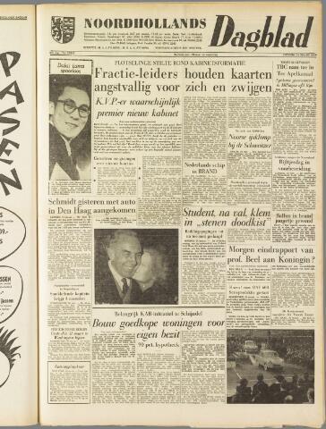 Noordhollands Dagblad : dagblad voor Alkmaar en omgeving 1959-03-24