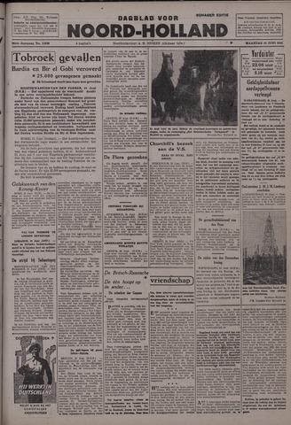 Dagblad Noord-Holland, Schager editie 1942-06-22