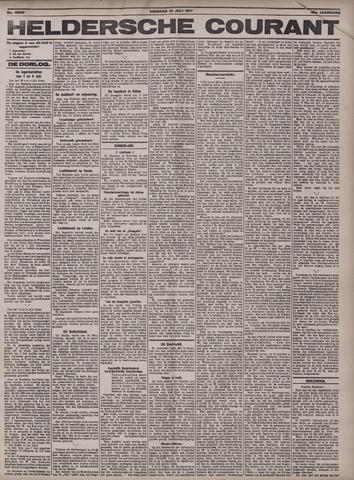 Heldersche Courant 1917-07-10