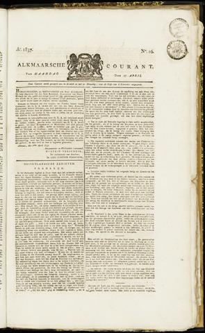 Alkmaarsche Courant 1837-04-17