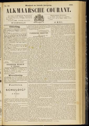 Alkmaarsche Courant 1900-05-16