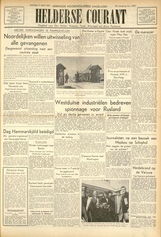 Heldersche Courant 1953-04-11