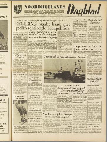Noordhollands Dagblad : dagblad voor Alkmaar en omgeving 1959-06-15