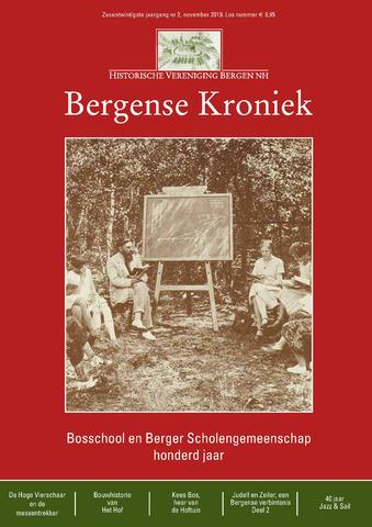 Bergense kroniek 2019-11-01