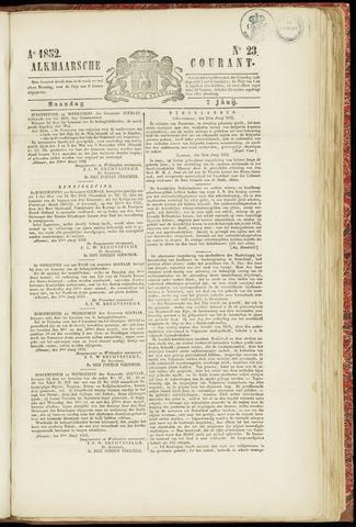 Alkmaarsche Courant 1852-06-07