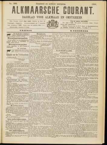 Alkmaarsche Courant 1906-12-21