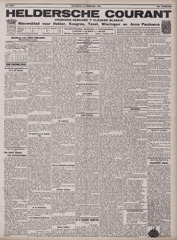 Heldersche Courant 1915-02-27
