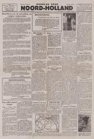 Dagblad Noord-Holland, Schager editie 1943-05-05