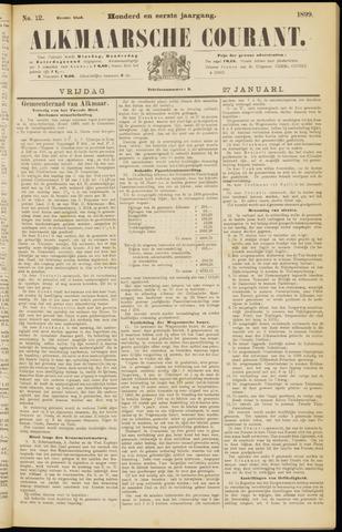 Alkmaarsche Courant 1899-01-27