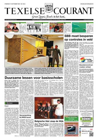 Texelsche Courant 2012-02-24