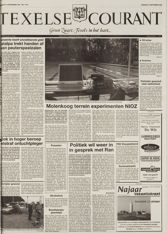 Texelsche Courant 2004-09-21