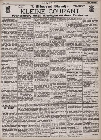 Vliegend blaadje : nieuws- en advertentiebode voor Den Helder 1906-05-12