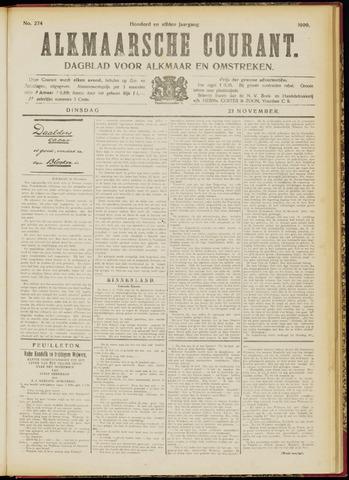 Alkmaarsche Courant 1909-11-23