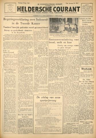 Heldersche Courant 1947-09-23