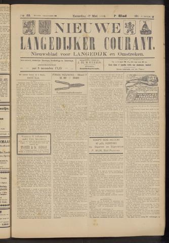 Nieuwe Langedijker Courant 1924-05-17