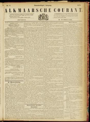 Alkmaarsche Courant 1879-02-23