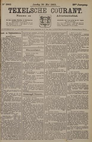 Texelsche Courant 1915-05-30
