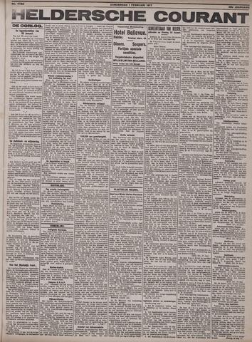 Heldersche Courant 1917-02-01