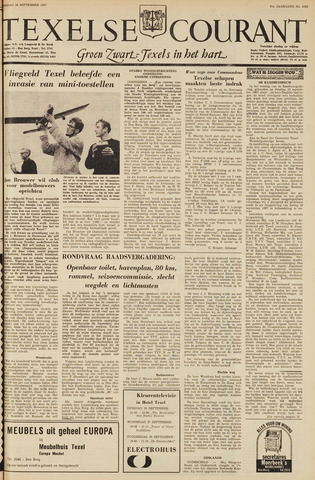 Texelsche Courant 1967-09-26