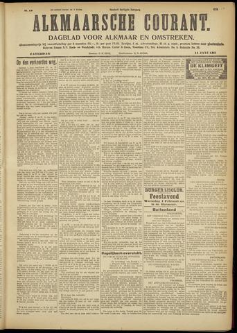 Alkmaarsche Courant 1928-01-14
