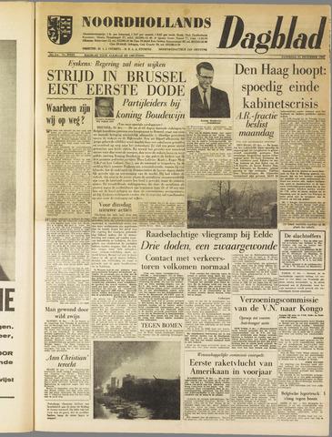 Noordhollands Dagblad : dagblad voor Alkmaar en omgeving 1960-12-31