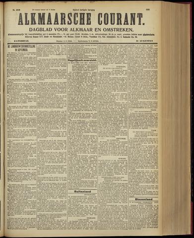 Alkmaarsche Courant 1928-08-11