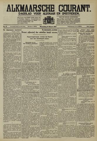 Alkmaarsche Courant 1937-03-10